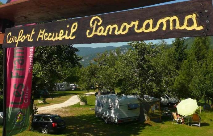 Camping et Chalet Les Framboisiers